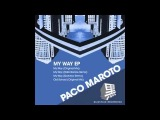 Paco Maroto - My Way (Original) - BFR011