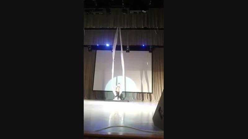 Первое выступление моей Звёздочки! 😘