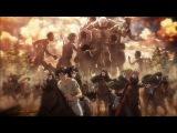 AniDub Shingeki no Kyojin TV-2  Вторжение Титанов ТВ-2 12 JAM, Trina_D