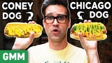 Ultimate Hot Dog Styles Taste Test