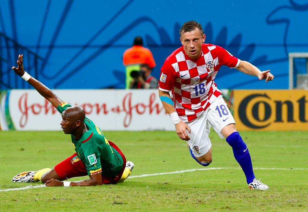ЧМ-2014. Камерун - Хорватия 0:4