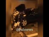 Видео с места ДТП в тоннеле. Мамайский тоннель Сочи, 01.06.18