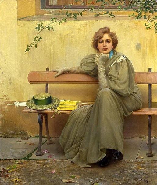 Княжна Китти Мещерская. Жила в роскоши. Она была аристократка. Все у неё было: дворец, драгоценности, платья, рояль... Она воспитывалась в пансионе для благородных девиц. Носила тугие корсеты -