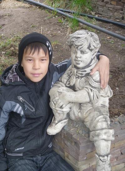 Дамир Кидееков, 22 октября 1999, Абакан, id208781515