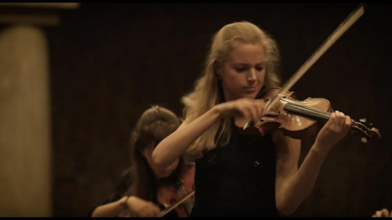 A. Vivaldi - Winter: Allegro non molto - Merel Vercammen P! Strings