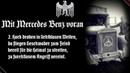 """Soldatenlied • """"Mit Mercedes Benz voran"""" Liedtext"""
