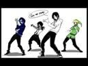 Talk Dirty to me - Creepy boys - ♪♥Gaby The Killer ♥♪