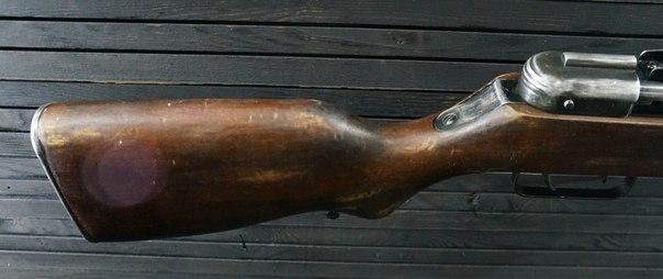 Пистолет-пулемет MP-41(r) | 254x604