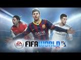 Команда мечты, навесодрочеры и баги в FIFA WORLD #6 (18+)