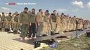 Турецкая армия совершили пятничный намаз в границе Сирия⭐🌙⭐🌙🌴🌴🌴🌴