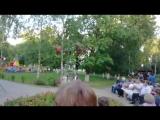 Сокольская встреча в парке