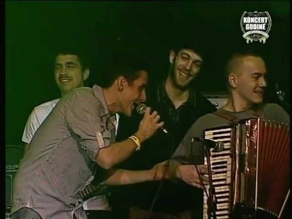 S.A.R.S. - Buđav Lebac (Live @ Koncert Godine 2010)