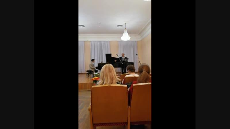Муз._Халилов Ильшат_Пять Басен для Баса и Фортепиано на сл.Сулпана Имангулова