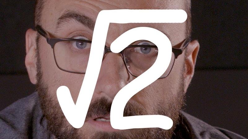 √2 - ДОКАЗАТЕЛЬСТВО ИРРАЦИОНАЛЬНОСТИ   Vsauce на русском