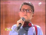 10-year-old Alex Pirvu from Romania makes the jury cry with his rendition of 'My Way' by Frank Sinatra