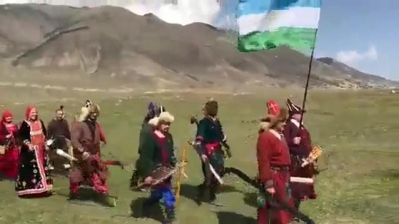 Всемирные игры кочевников  башҡортостан