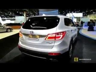 Hyundai Santa Fe - Хюндай санта фе 2015