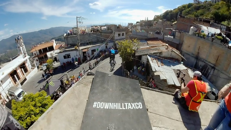 Down Hill Taxco 2018 - POV Course Preview