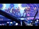 FANCAM 171201 Mnet Asian Music Awards in Hong Kong @ EXO Power
