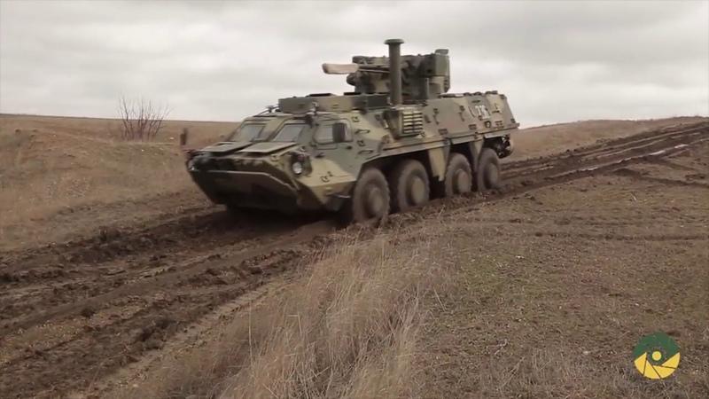 """БТР 4 – """"Буцефалы"""" массово поступают на вооружение ВСУ"""