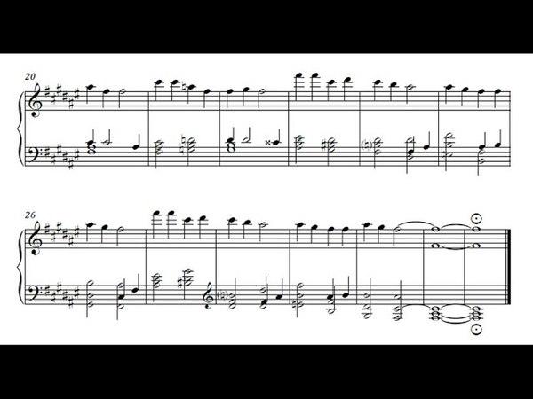 В.Бобраков - Колыбельные для взрослых / V.Bobrakov - Lullabies for adults (2010-2013) - №2, Fis-dur