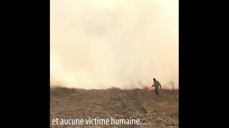 Ce lundi, Israël a frappé neuf cibles du Hamas dans la bande de Gaza. L'Etat hébreu réplique ainsi à l'utilisation par les jeune
