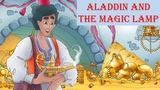 Learn English Through Story - Aladdin and the magic lamp