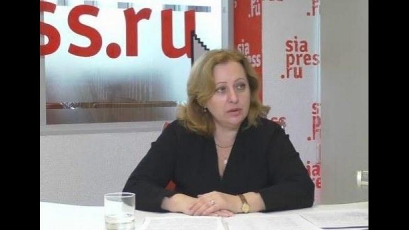 Итоги выборов. Председатель ТИК Сургута Светлана Гаранина.
