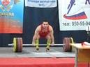 Молчанов А. толчок 205 кг