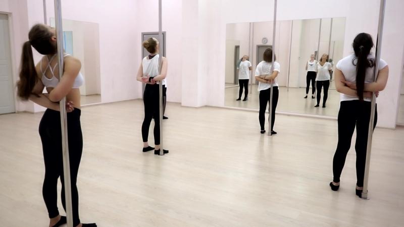 Dobrovolsakaya Mariya Contempopary pole Dance