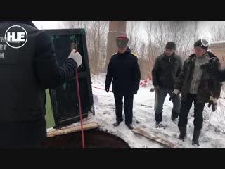 В Новгородской области нашли виновного в смерти восьмилетнего мальчика, который утонул в люке