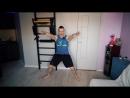 Типичный фитнес канал Российского YouTube