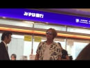 27 06 2017 JKS Аэропорт Токио Ханэда Япония