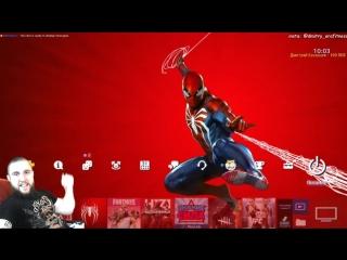 Новый Marvel's Spider-Man! Freeplay и совместное прохождение! А так же первые впечатления! 18+