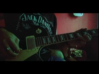 Mansur Hardriff - Серебро соло ( Би - 2 cover )