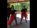 Танцевальное шоу Perfomance