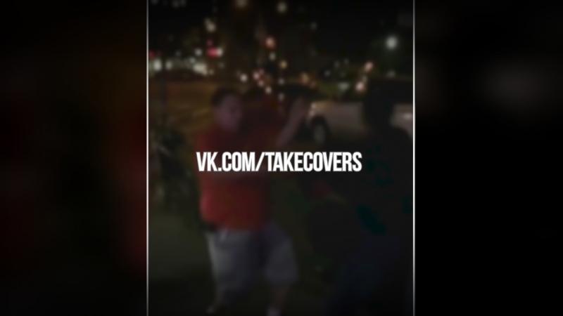TAKE COVER 137 Лучшие уличные драки ITSOKTOCRY x Elliot Ede 69shawty takecovers