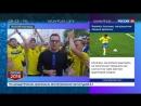 Нижний Новгород ожидает матч Швеции и Южной Кореи