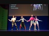 BLACKPINK-Ddu Du Ddu Du + Forever Young Infernal Москва Танец-кавер