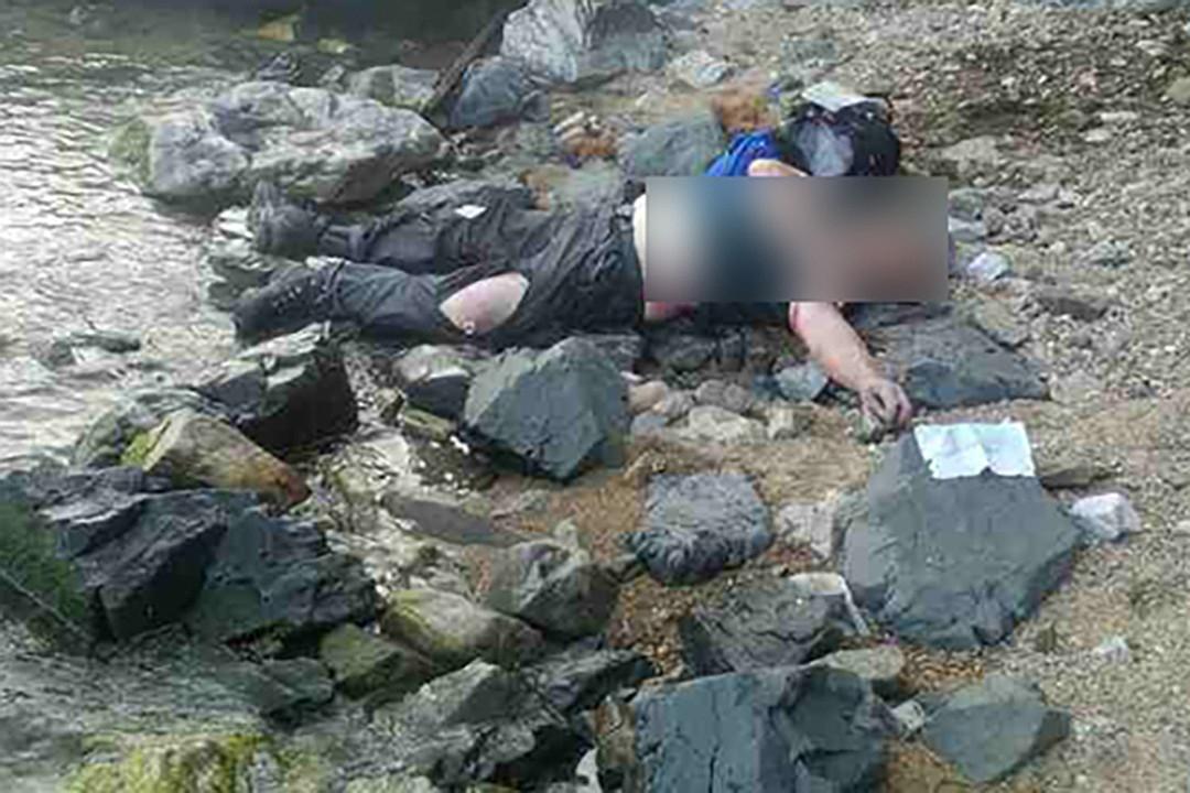 В Карачаевском районе погиб турист из Москвы