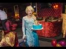 Эльза из мультфильма Холодное сердце превратит день рождения ребенка в сказочный праздник