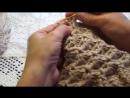 Шапка крючком с обьемным узором ,crochet hat ( Шапка № 94)