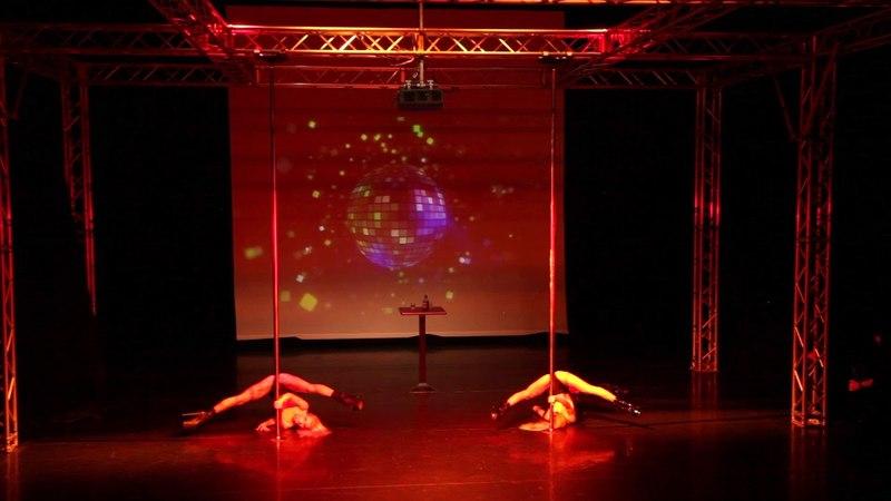 Pole Theatre HUngary 2018 ANASTASIA MILA MARINA NAHALKA Pro Classique winners