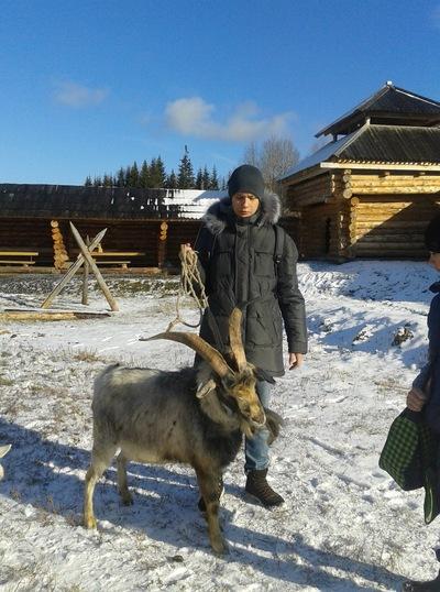 Сёма Голубев, 28 января , Томск, id131544558