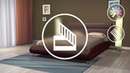Кровать Corso 7 от ОРМАТЕК - создателя лучших решений для сна!