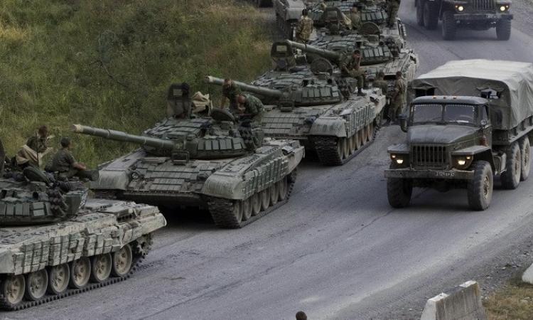 НАТО не может подтвердить вывод российских войск из приграничной с Украиной Ростовской области