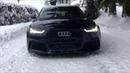 ۩ AUDI QUATTRO ON SNOW ۩