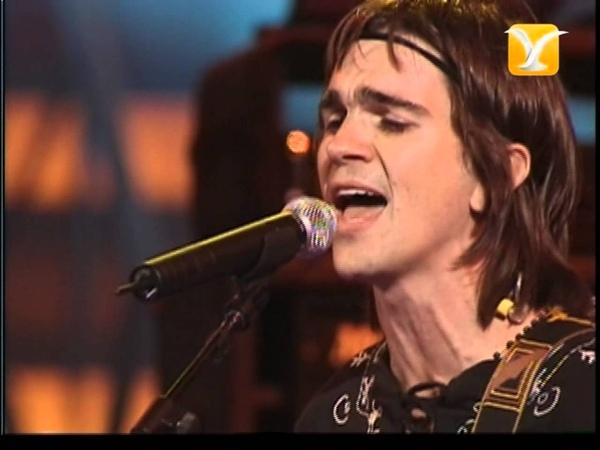Juanes, Ella Ya Me Olvidó, Festival de Viña 2003