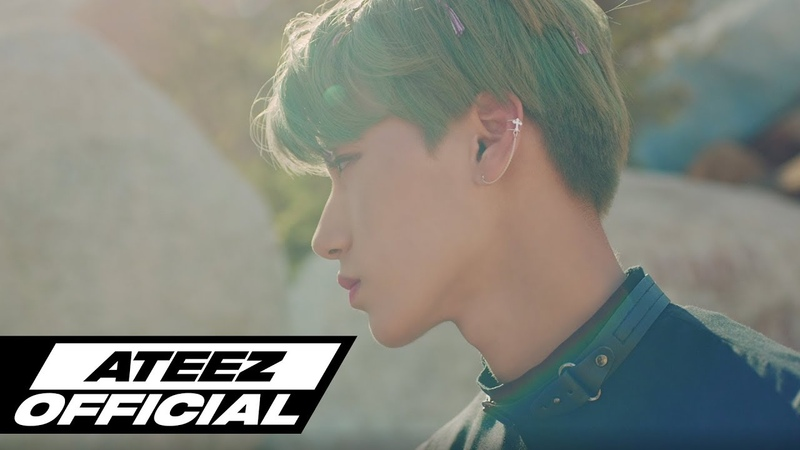 ATEEZ(에이티즈) TREASURE EP.1 All To Zero Teaser 산(SAN)