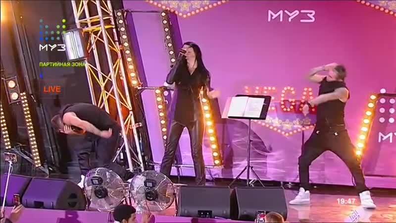 Света – «Партийная зона Муз-ТВ» (11.11.2018)